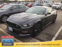 Certified 2016 Ford Mustang GT Coupe V-8 cyl in Richmond, VA