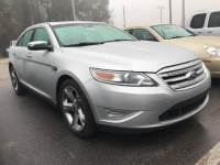 Pre-Owned 2012 Ford Taurus SHO AWD