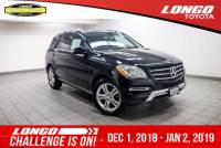 Used 2014 Mercedes-Benz M-Class RWD ML 350 in El Monte