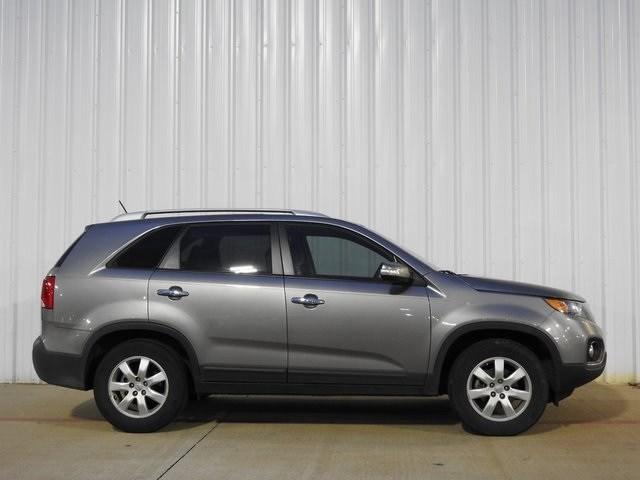 Photo 2012 Kia Sorento LX SUV Front-wheel Drive For Sale Serving Dallas Area