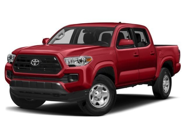 Photo Used 2018 Toyota Tacoma TRD Off Road For Sale in Thorndale, PA  Near West Chester, Malvern, Coatesville,  Downingtown, PA  VIN 3TMCZ5AN9JM143814