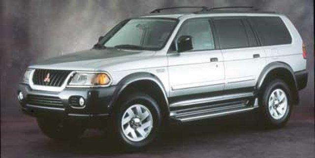 Photo Used 2000 Mitsubishi Montero Sport XLS For Sale Chicago, IL