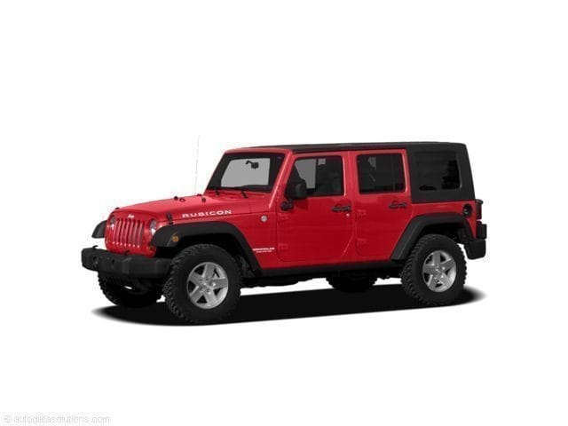 Photo Used 2010 Jeep Wrangler Unlimited Sahara 4WD Sahara For Sale in Colorado Springs, CO