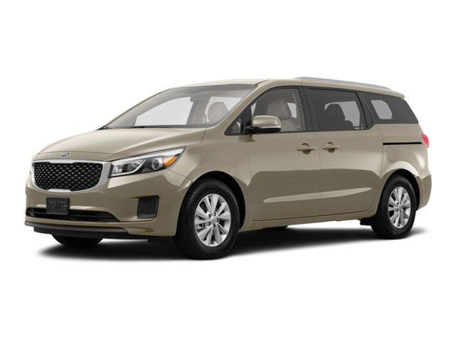 Photo 2016 Kia Sedona LX MinivanVan V6 Cylinder Engine