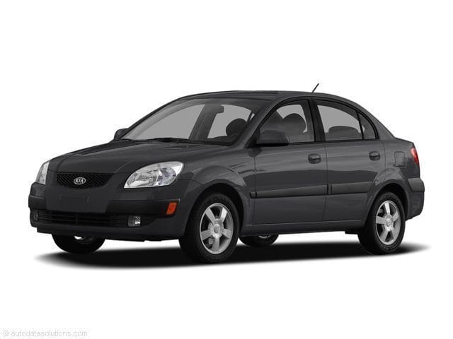 Photo 2006 Kia Rio Sedan near Houston in Tomball, TX