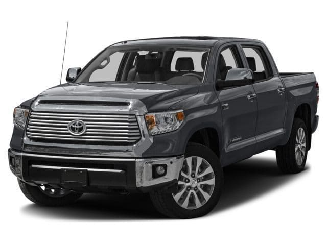 Photo Used 2017 Toyota Tundra 4WD Limited Crewmax 5.5 Bed 5.7L Crew Cab Pickup in Grants Pass