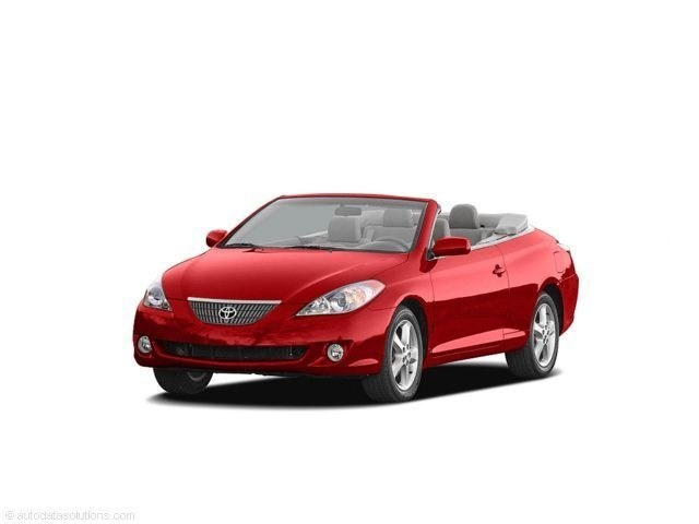 Photo 2005 Toyota Camry Solara SE Convertible Front-wheel Drive