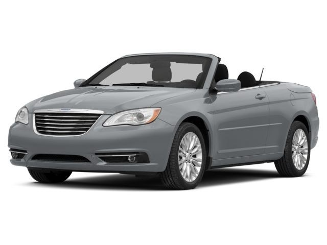 Photo Used 2014 Chrysler 200 Limited Convertible For Sale in Bradenton