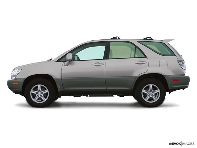 Photo Used 2001 LEXUS RX 300 2WD SUV For Sale  Greenville SC  Serving Spartanburg, Greer, Anderson  Easley
