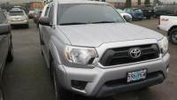 Used 2015 Toyota Tacoma PreRunner Truck Double Cab in Springfield