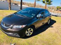 2014 Honda Civic LX 4dr Sedan CVT