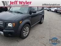 2008 Honda Element LX 4WD Auto LX