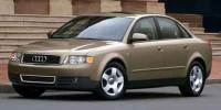 Pre-Owned 2002 Audi A4 1.8T AWD