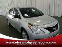 Pre-Owned 2015 Nissan Versa 1.6 S Sedan in Greensboro NC