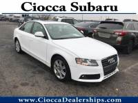 Used 2009 Audi A4 2.0T Prem For Sale in Allentown, PA
