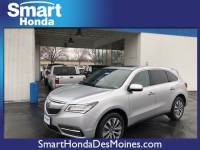 2014 Acura MDX MDX SH-AWD with Technology and Entertainment Packages SUV