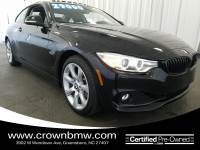 Certified 2015 BMW 428i xDrive in Charlottesville VA