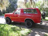 1988 Ford Bronco Eddie Bauer-We Finance $145/per month-4x4-AC-From Florida-