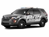 2017 Ford Utility Police Interceptor Base SUV