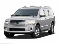 2004 INFINITI QX56 Base Full Size SUV