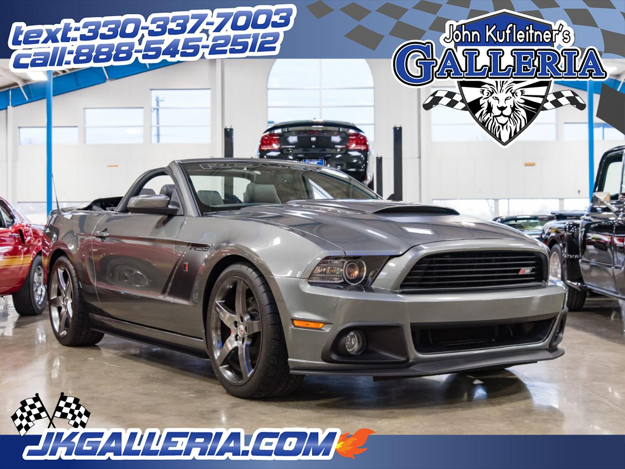 Photo 2013 Ford MUSTANG GT ROUSH STAGE 3