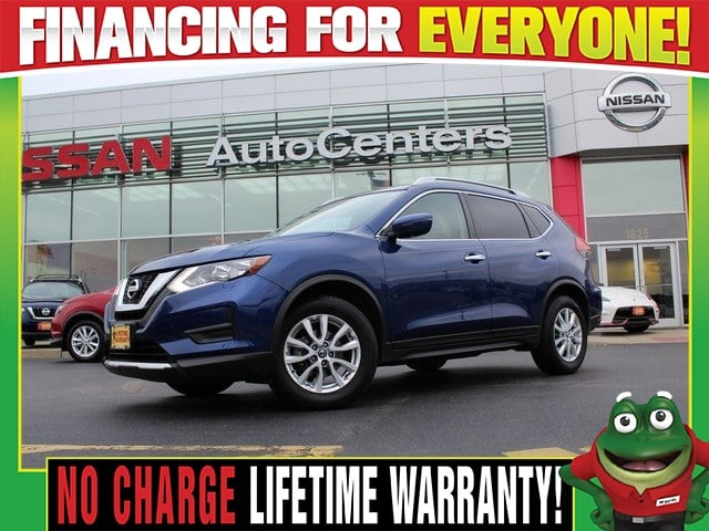 Photo Certified Used 2017 Nissan Rogue SV - CERTIFIED PRE OWNED For Sale
