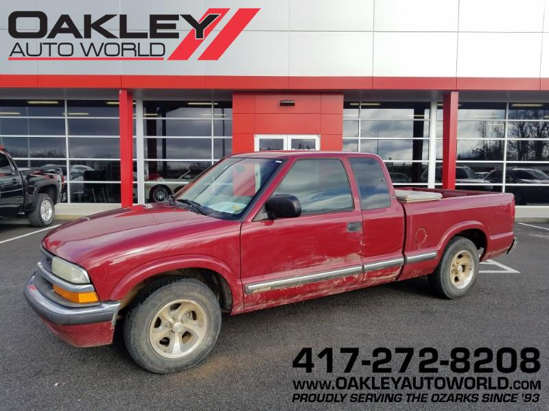 Photo 2003 Chevrolet S10 Pickup Extended Cab