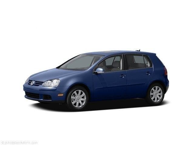 Photo Used 2007 Volkswagen Rabbit 4-Door Hatchback Front-wheel Drive in Klamath Falls