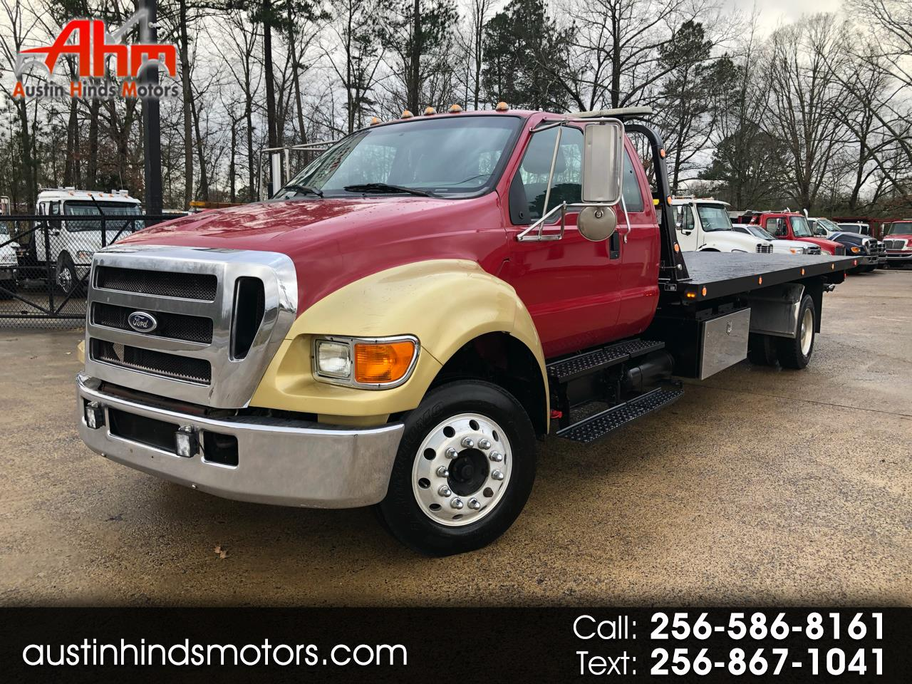 Photo 2005 Ford F-650 SuperCab 2WD DRW