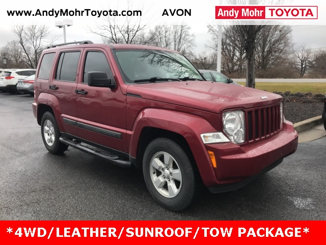 Photo Pre-Owned 2012 Jeep Liberty Sport 4WD 4D Sport Utility
