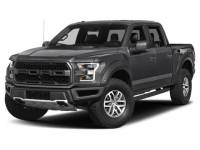 2018 Ford F-150 Raptor 4WD Supercrew 5.5 Box Truck SuperCrew Cab V6