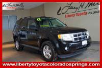 Used 2012 Ford Escape XLT FWD XLT For Sale in Colorado Springs, CO