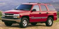 Pre-Owned 2001 Chevrolet Tahoe LS 4WD