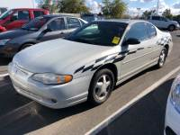 Used 2003 Chevrolet Monte Carlo SS For Sale