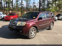 Used 2011 Honda Pilot Touring w/RES/Navi near Greenville, NC