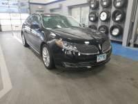 2016 Lincoln MKS Base Sedan V6 Ti-VCT 24V