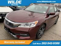 Certified Pre-Owned 2016 Honda Accord Sport FWD 4dr Car