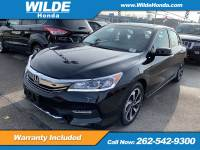 Certified Pre-Owned 2016 Honda Accord EX FWD 4dr Car