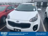 2018 Kia Sportage LX LX AWD