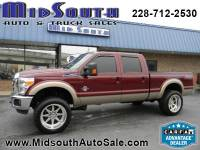 2012 Ford F-250 SD King Ranch 4WD