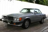 1986 Mercedes-Benz 560 Series 560SL Rentech