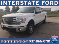 Used 2014 Ford F-150 Lariat Truck EcoBoost V6 GTDi DOHC 24V Twin Turbocharged in Miamisburg, OH
