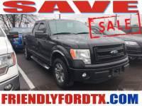 Used 2013 Ford F-150 STX Truck V8 FFV for Sale in Crosby near Houston