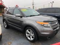2011 Ford Explorer Limited for sale in Tulsa OK