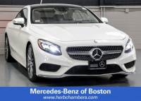 2015 Mercedes-Benz S 550 4MATIC Coupe in Lynnfield