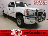 2005 GMC Sierra 2500HD Extended Cab Long Bed 4WD