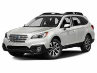 Used 2016 Subaru Outback 2.5i Limited All Wheel Drive w/Heated Leather Seat SUV in Plover, WI