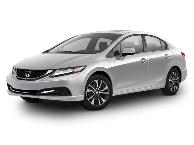 Photo 2014 Honda Civic EX Sedan Variable Front-wheel Drive in Chicago, IL