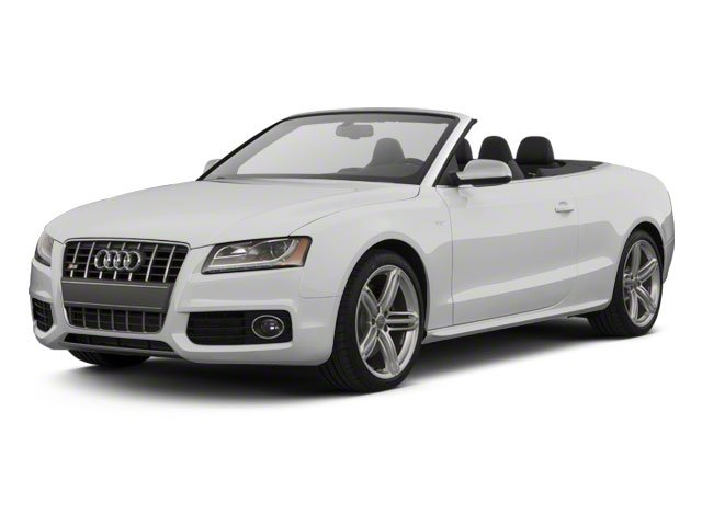 Photo Pre-Owned 2012 Audi S5 2dr Cabriolet Prestige AWD