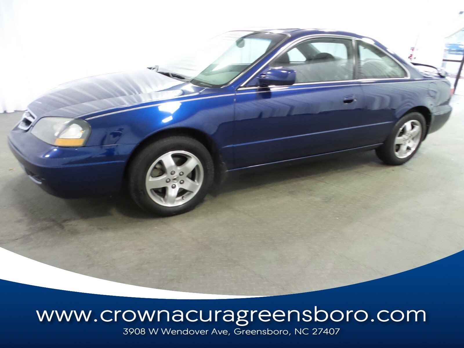 Photo Pre-Owned 2003 Acura CL 3.2 in Greensboro NC